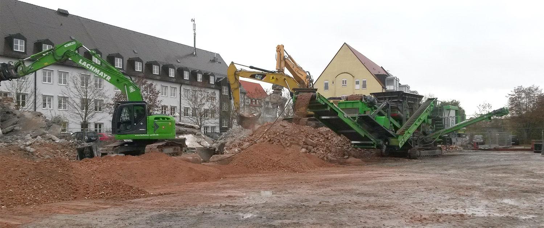 Erdarbeiten Lachmayr GmbH Schöffelding